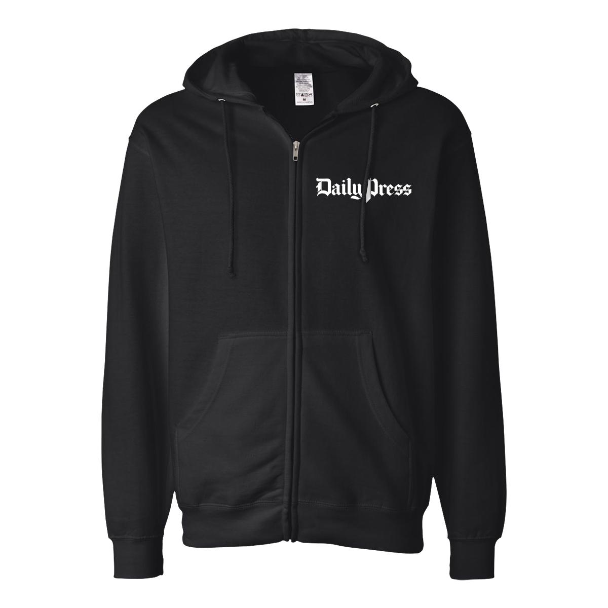 Daily Press Zip Hoodie