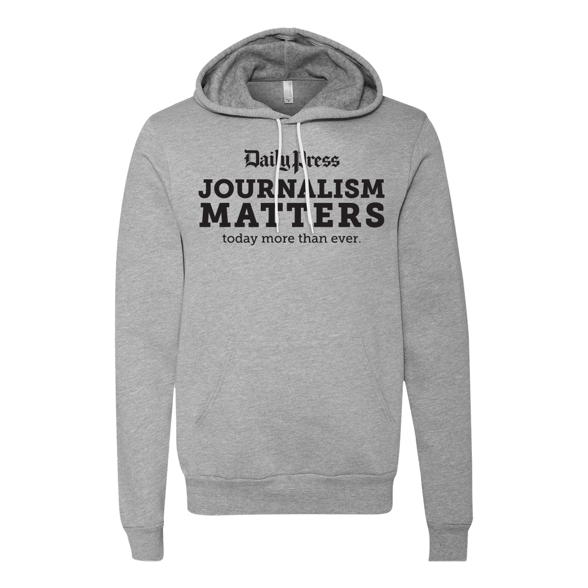 Daily Press Journalism Matters Hoodie