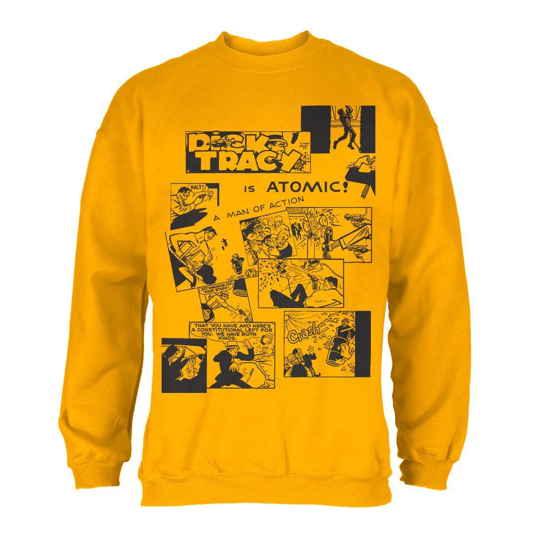 Dick Tracy Atomic Sweatshirt