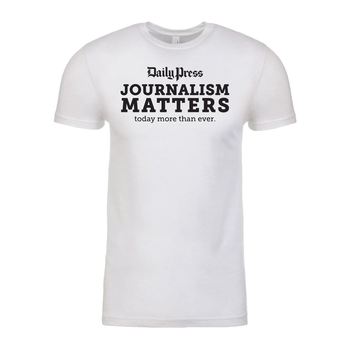 Daily Press Journalism Matters Shirt