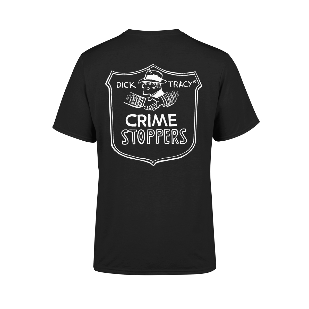 Dick Tracy Wanted Stooge Viller T-Shirt
