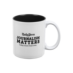 Daily Press Journalism Matters Mug