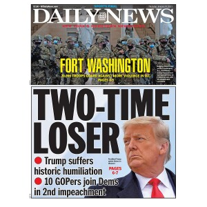 """TWO-TIME LOSER"" 1/14/2021 Page Print"