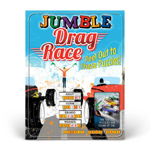 Jumble! Drag Race