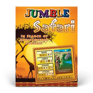Jumble! Safari
