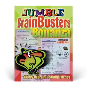 Jumble! BrainBusters Bonanza