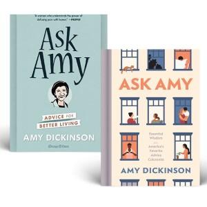 Ask Amy Book Bundle