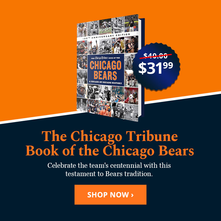 The Chicago Bears: A Decade-By-Decade History, 2nd Edition