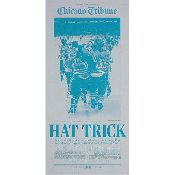 fb1833a249f7a1 Chicago Blackhawks 6/16/2015 Stanley Cup