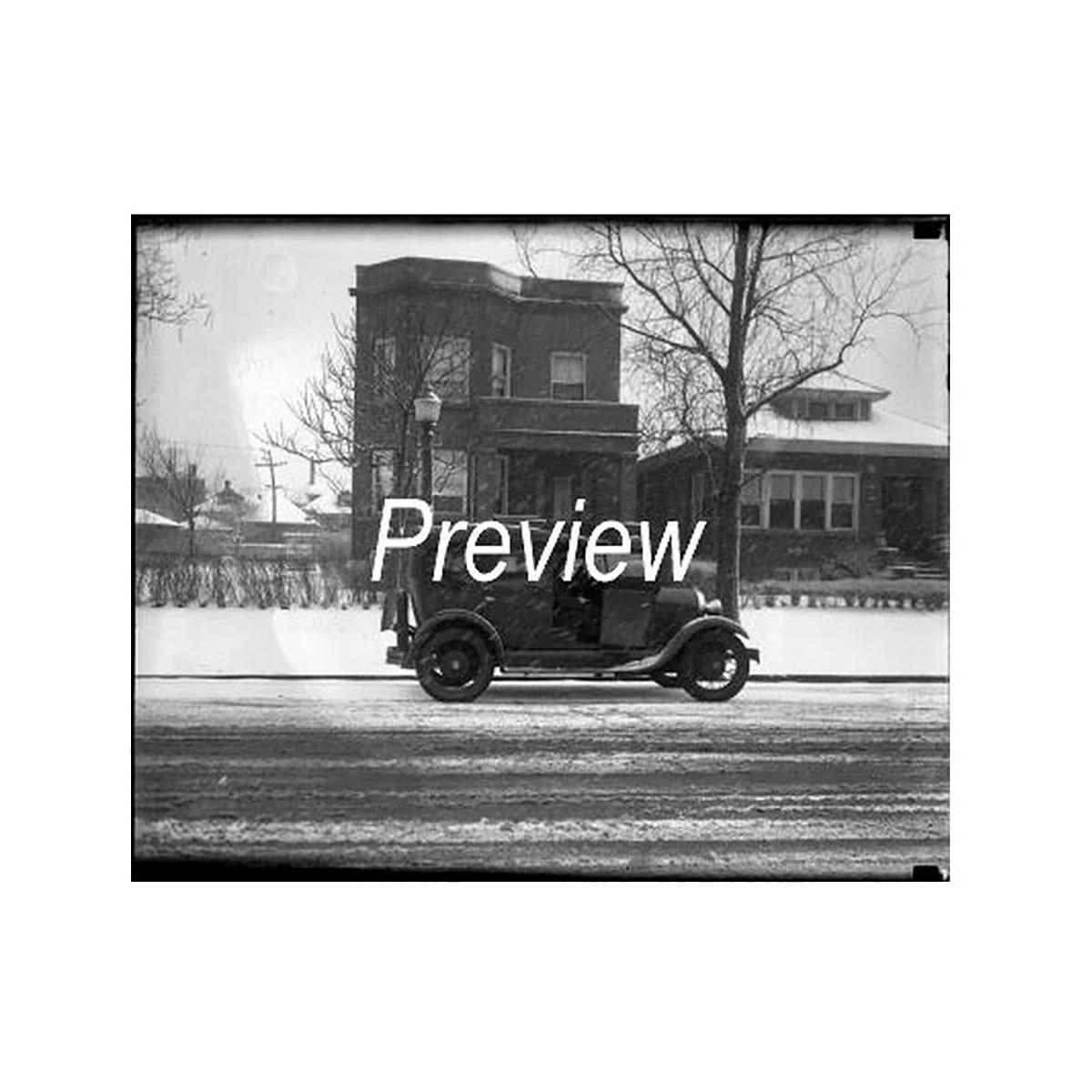 Al Capone's House Photograph (1930)