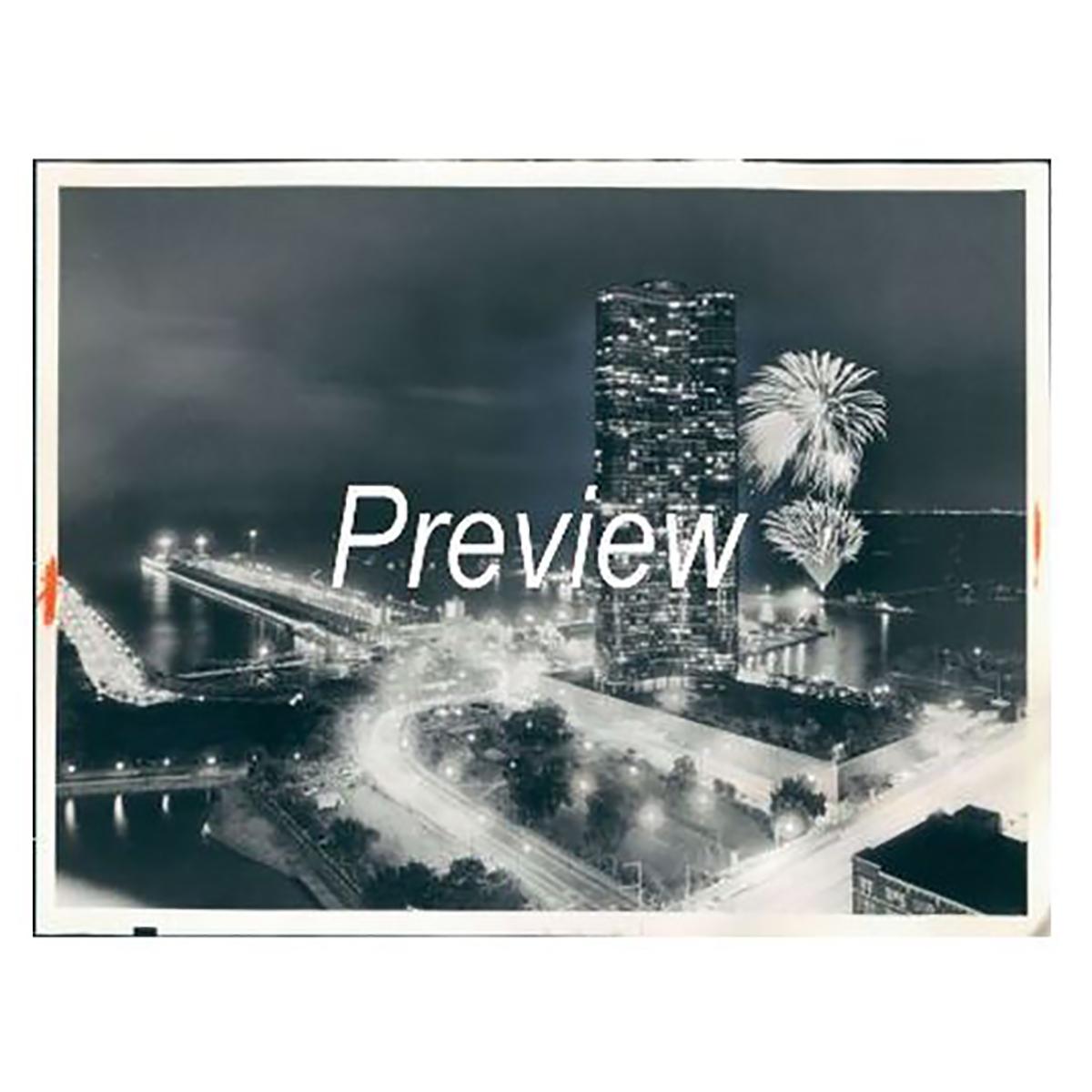 ChicagoFest Fireworks (1979)