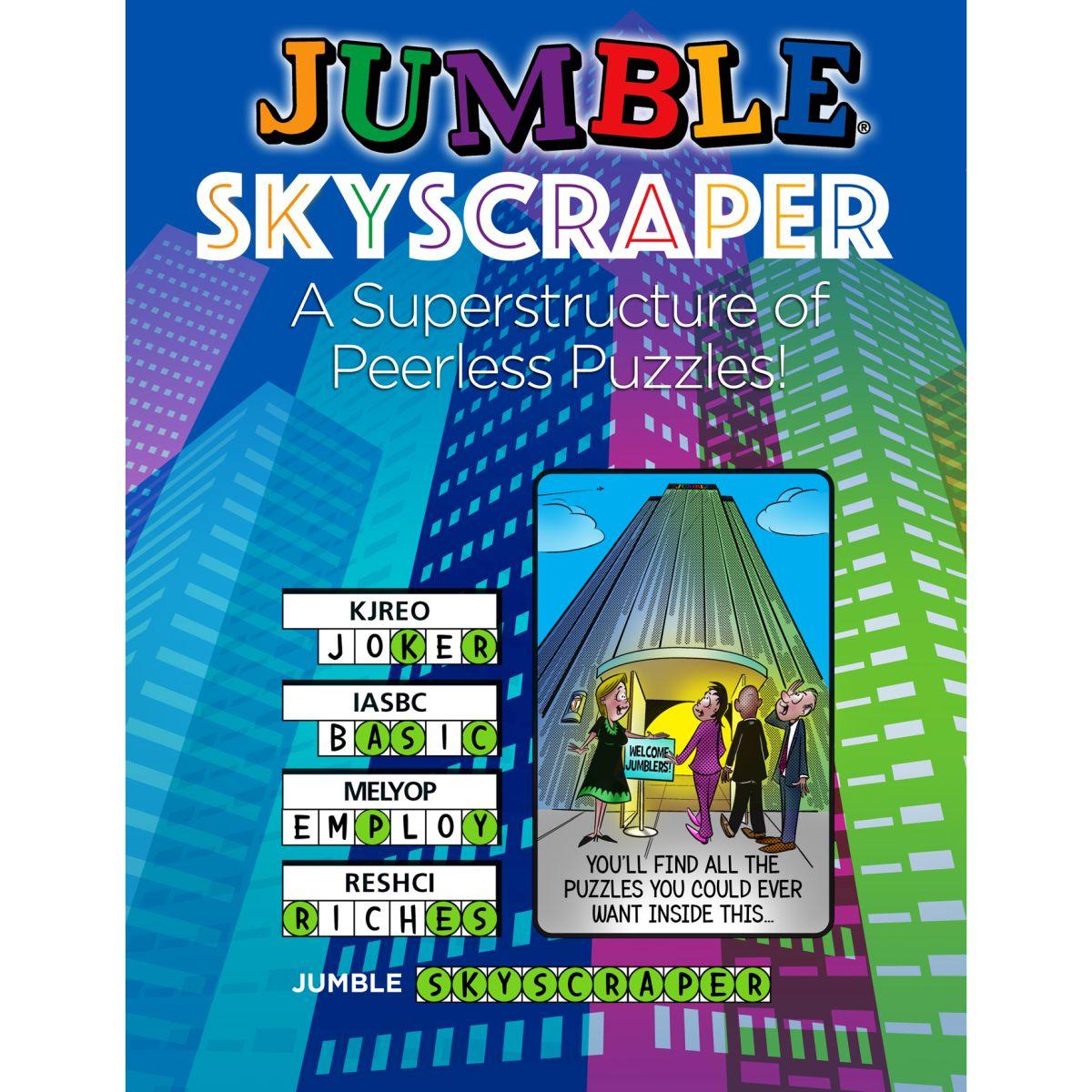 Jumble Skyscraper