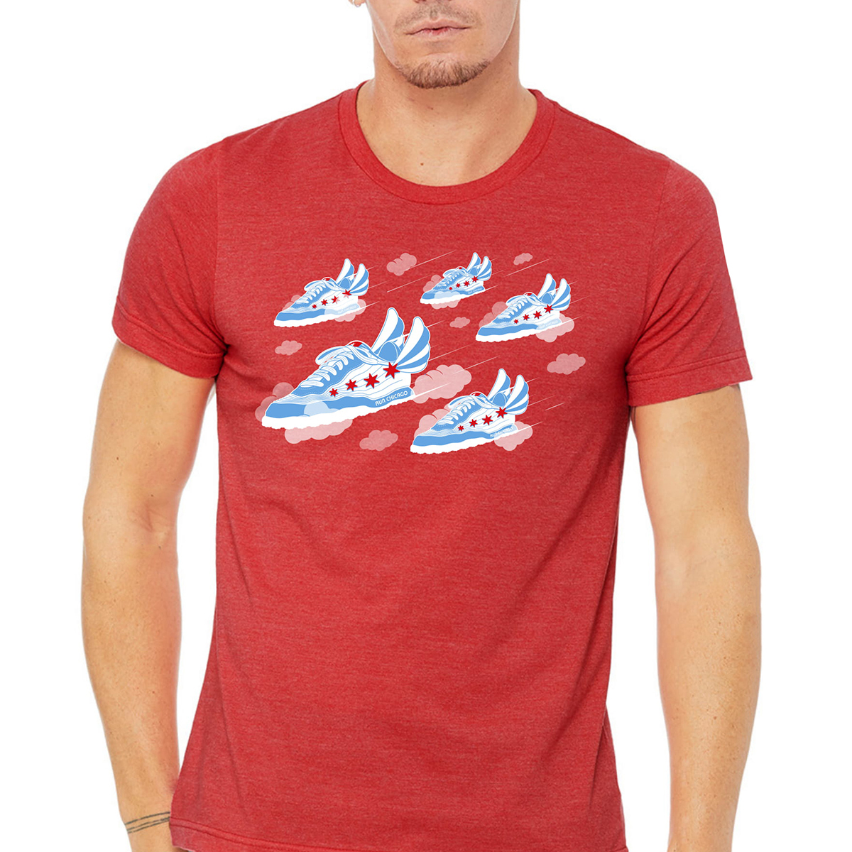 Flying Shoe T-Shirt