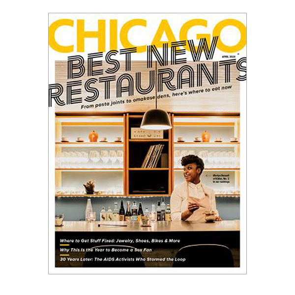 Chicago Magazine Back Issues