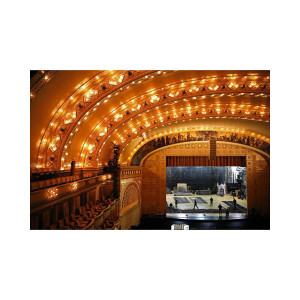 Auditorium Theatre Photograph