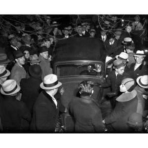 Captain John Stege 1933 Photograph