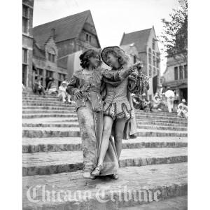 Century of Progress - Belgium Village Dancers (1934)