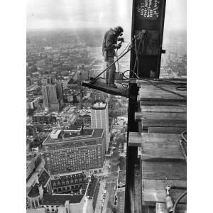 Century of Progress - Iron Worker (1933)