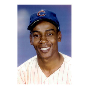 Ernie Banks 1959 Headshot