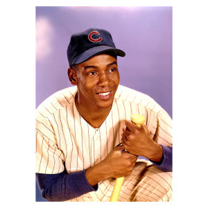 Ernie Banks Tribute Studio Photo 2 1959