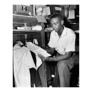 Ernie Banks Tribute: 1955 Fan Mail