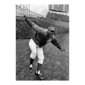 Ernie Banks: Natural Element Photograph