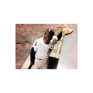 Minnie Minoso Tribute: 1960 Photo