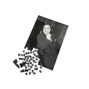 Al Capone Jigsaw Puzzle | Photo Puzzles