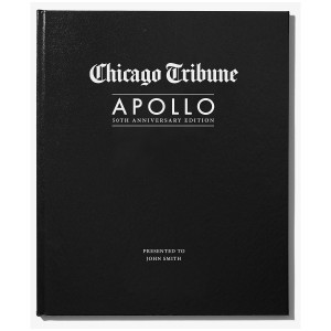 Apollo: 50th Anniversary Edition Newspaper Book