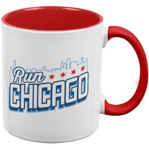 Run Chicago Marathon Mug