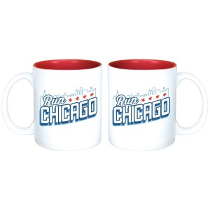 Run Chicago Marathon Mug