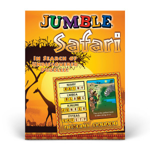 Jumble! Safari