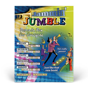 Jammin' Jumble!