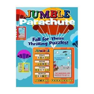 Jumble! Parachute