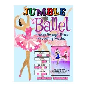 Jumble! Ballet