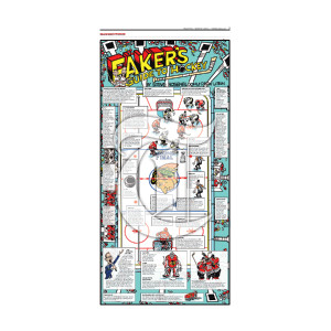 Faker's Guide to Hockey Poster