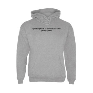 "Chicago Tribune ""Speaking Truth to Power"" Hoodie"