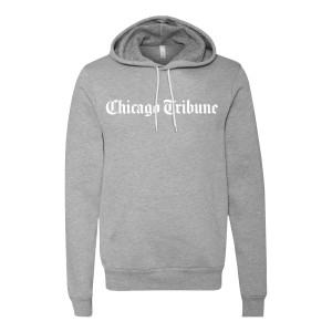 Chicago Tribune Pullover Hoodie