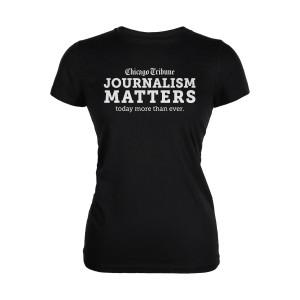 Chicago Tribune Journalism Matters Women's T-Shirt
