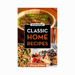 eBook: Good Eating's Classic Home Recipes
