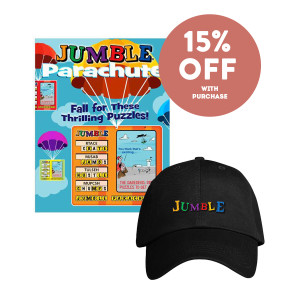 Jumble Traveler Set