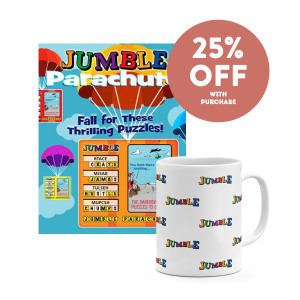 Jumble Coffee Set