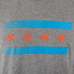 Speeding Flag Shirt