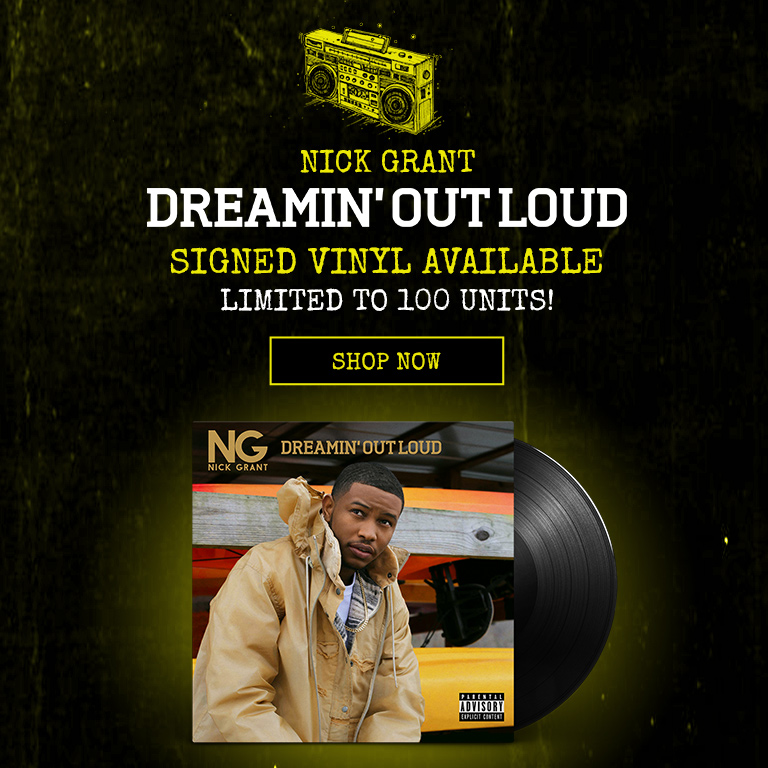 Nick Grant - Dreamin' Out Loud