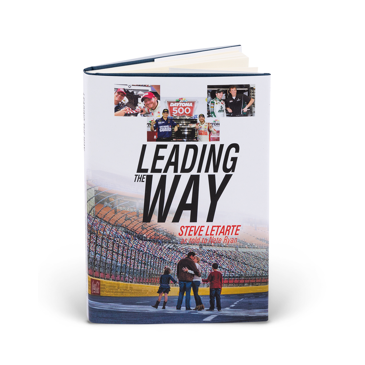 Autographed Leading The Way