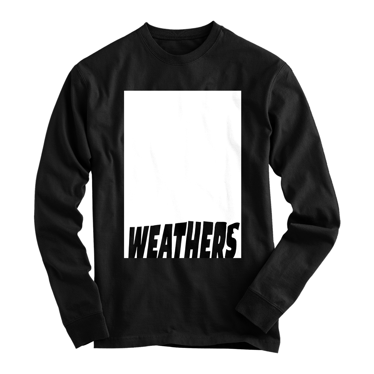 Weathers - Long Sleeve Logo T-shirt