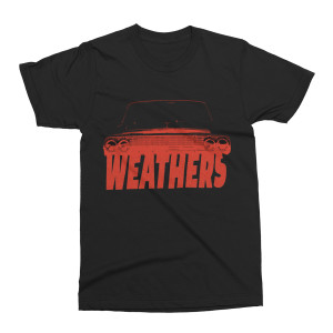 Weathers - Car T-shirt
