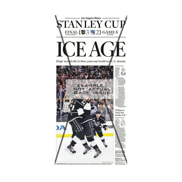 a6e7aec7c22 Los Angeles Times Back Issues