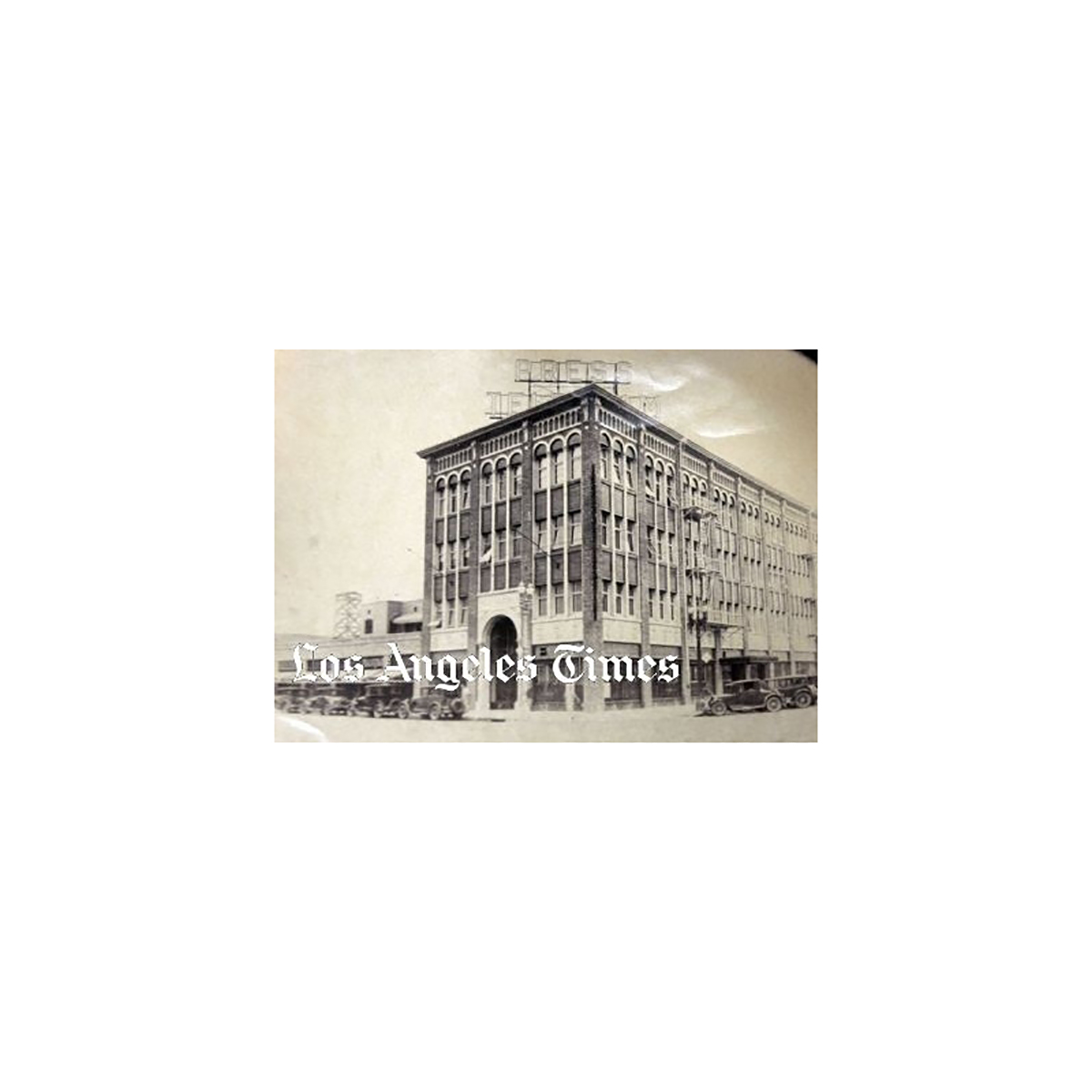 Historical - Press Telegram Building