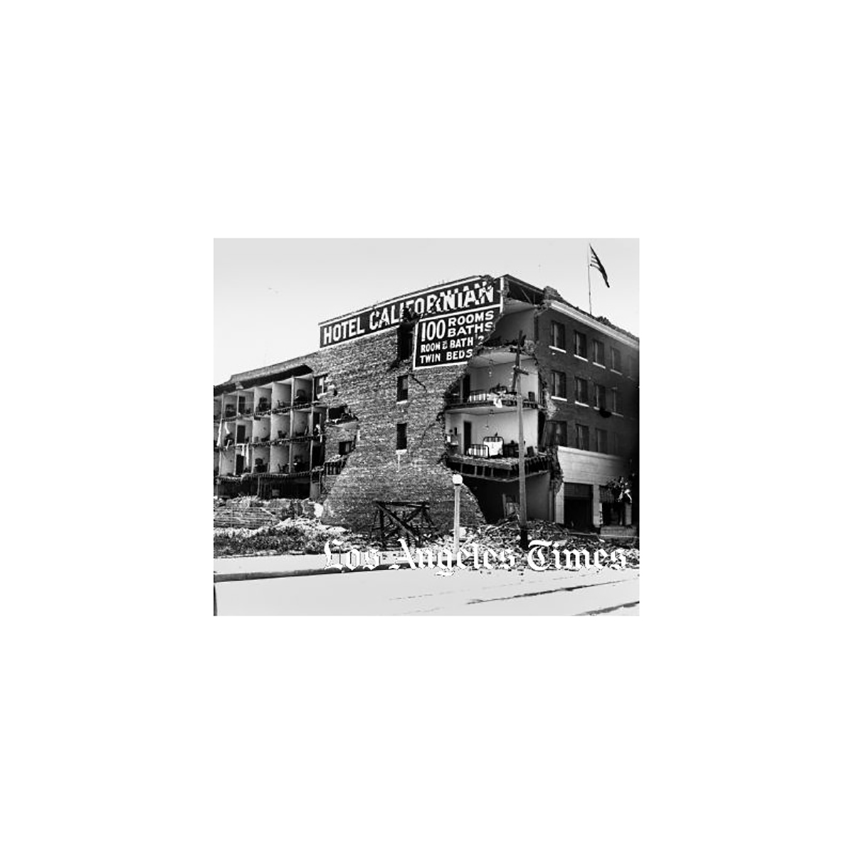 Historical - Hotel Californian